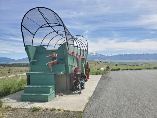 Suzie Oregon Trail