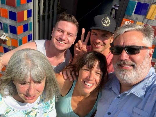 Santa Monica Crew