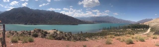 Lake Potreillos